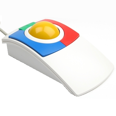 Medium trackball mouse (3 buttons)