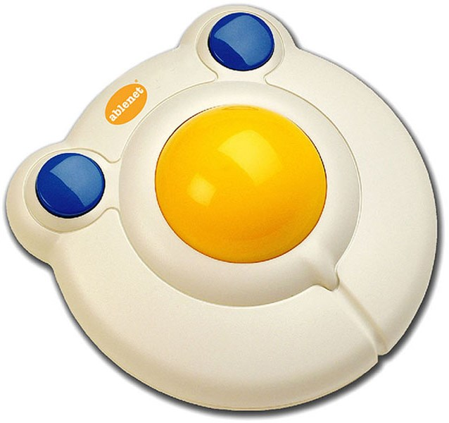Big trackball mouse
