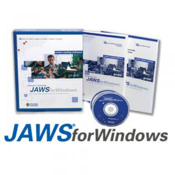 JAWS (Job Access With Speech) Screen Reader