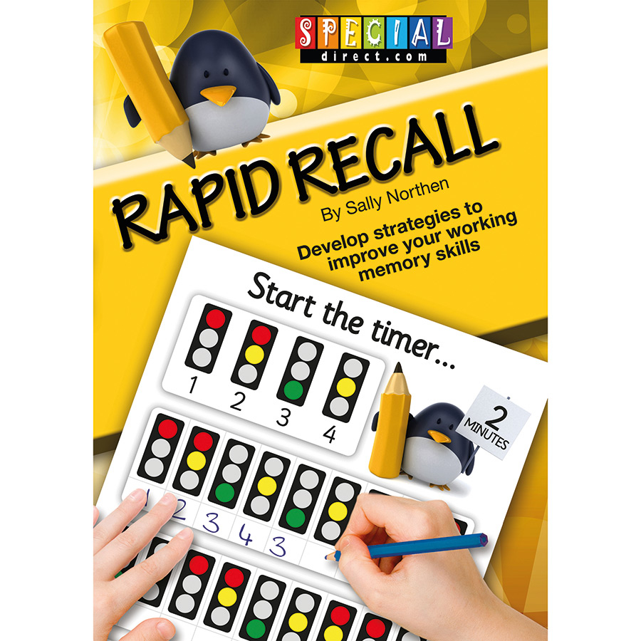 Rapid recall worksheet book