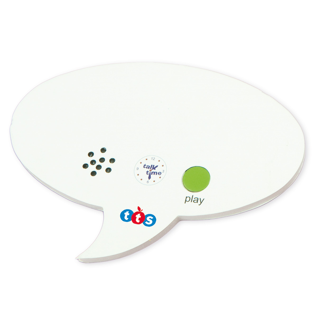 Talking speech bubble (10″)