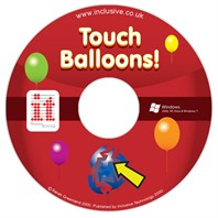 Touch Balloons!